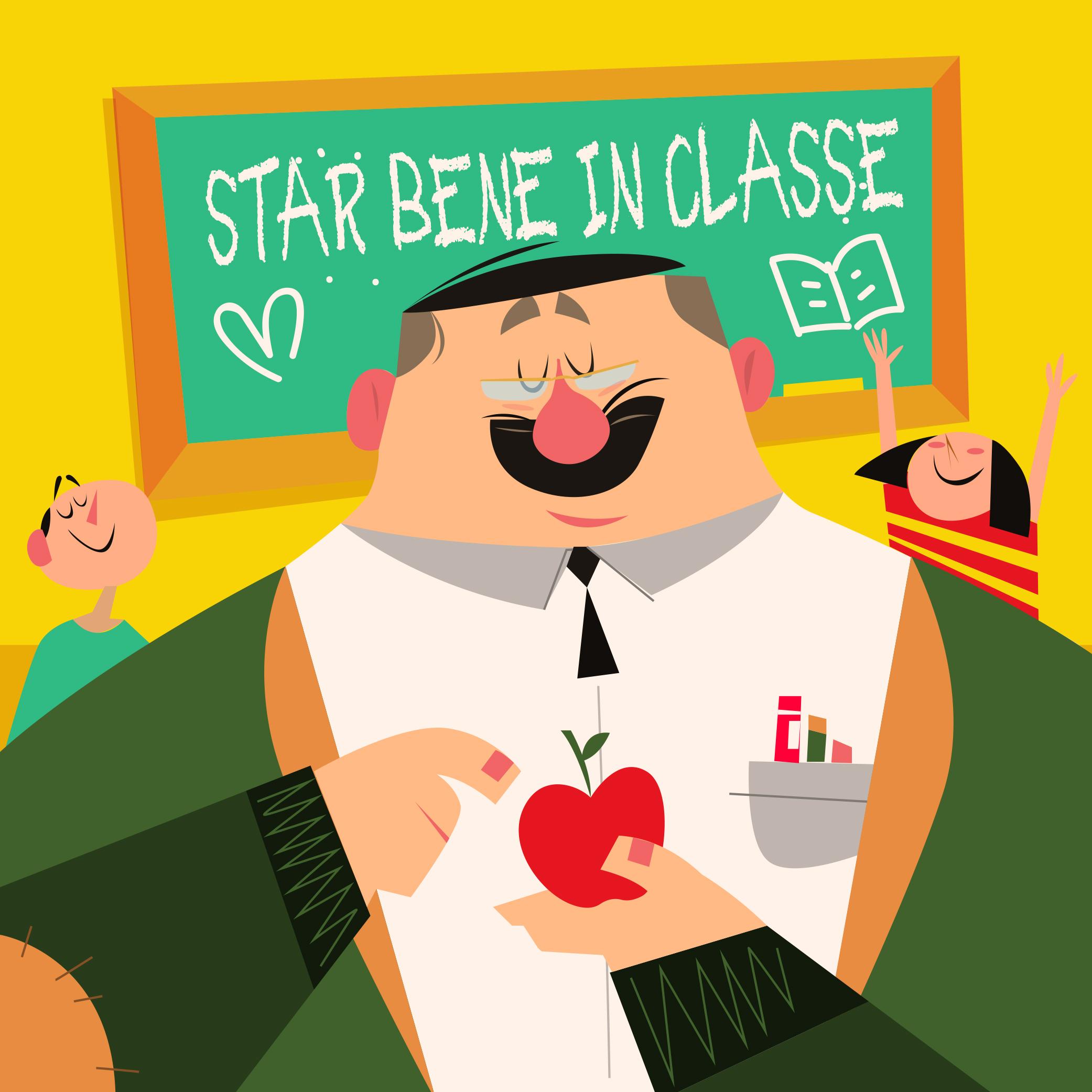star bene in classe progetto