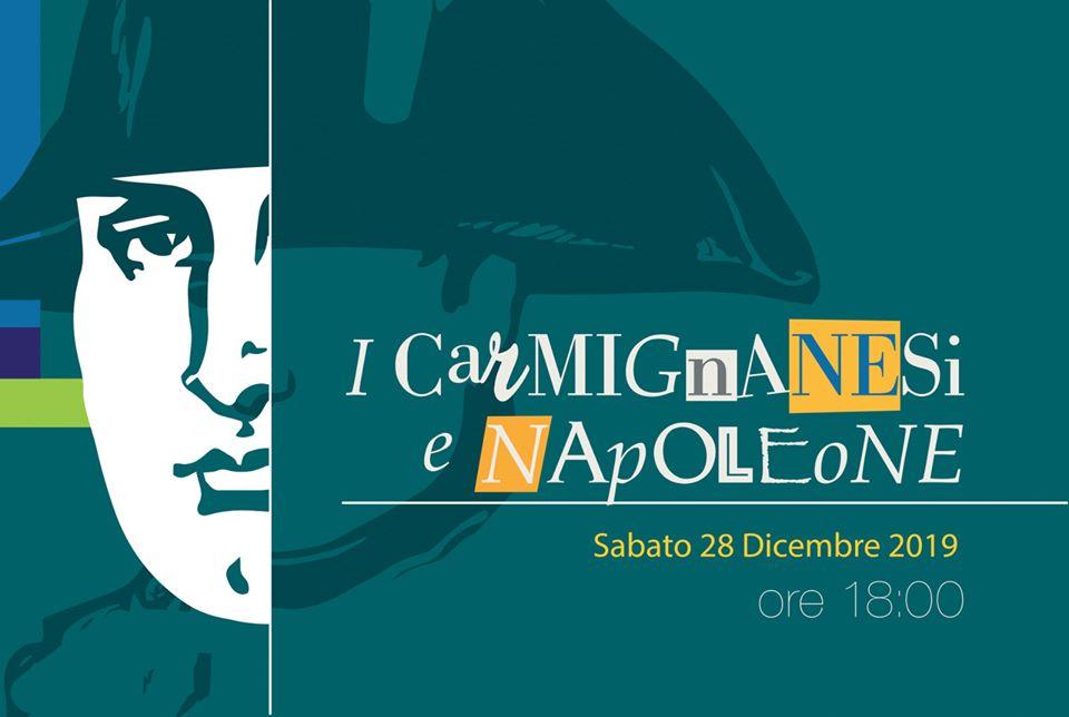 Carmignanesi e napoleone fronte 2019