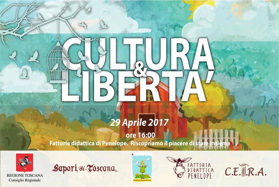 Cultura e libertà fronte 2017