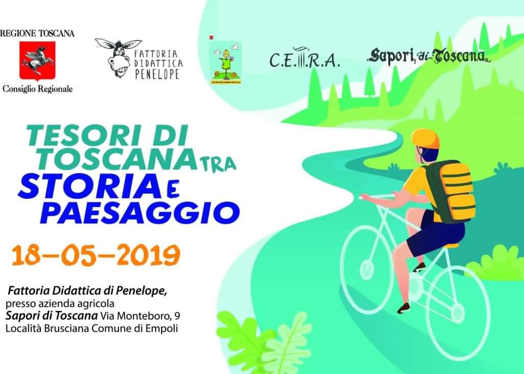 Tesori di Toscana fronte 2019